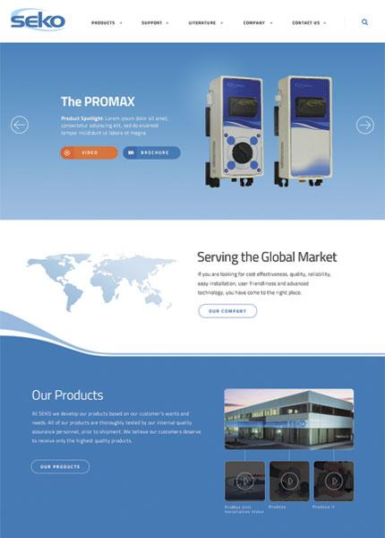 Featured website design 2