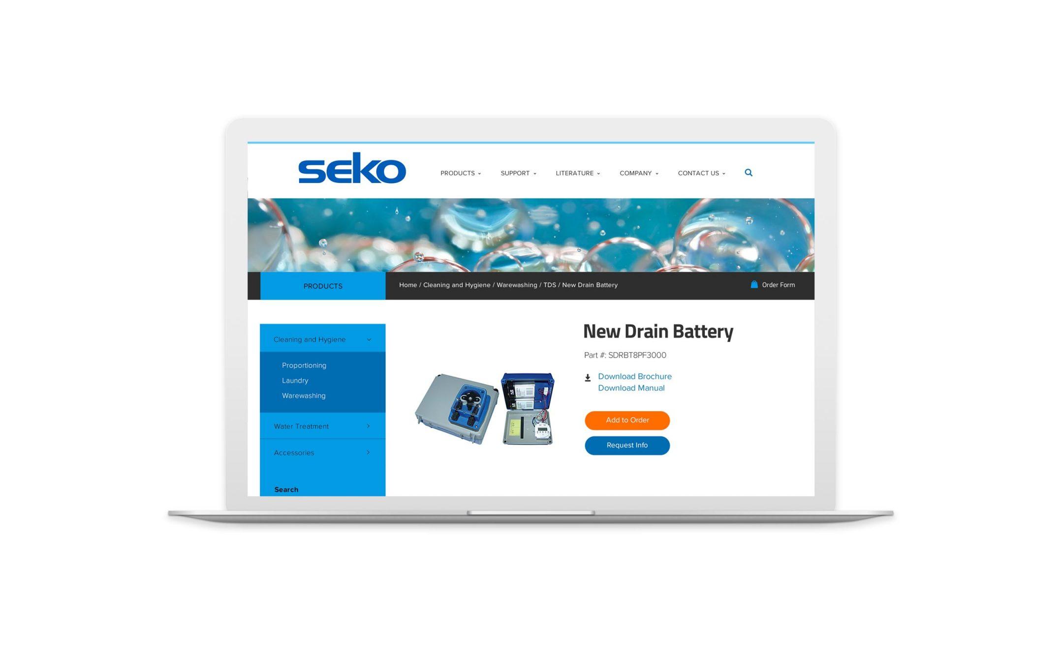 sekousa.com product page