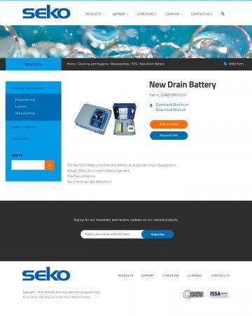 sekousa.com product detail page