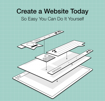 design your own website