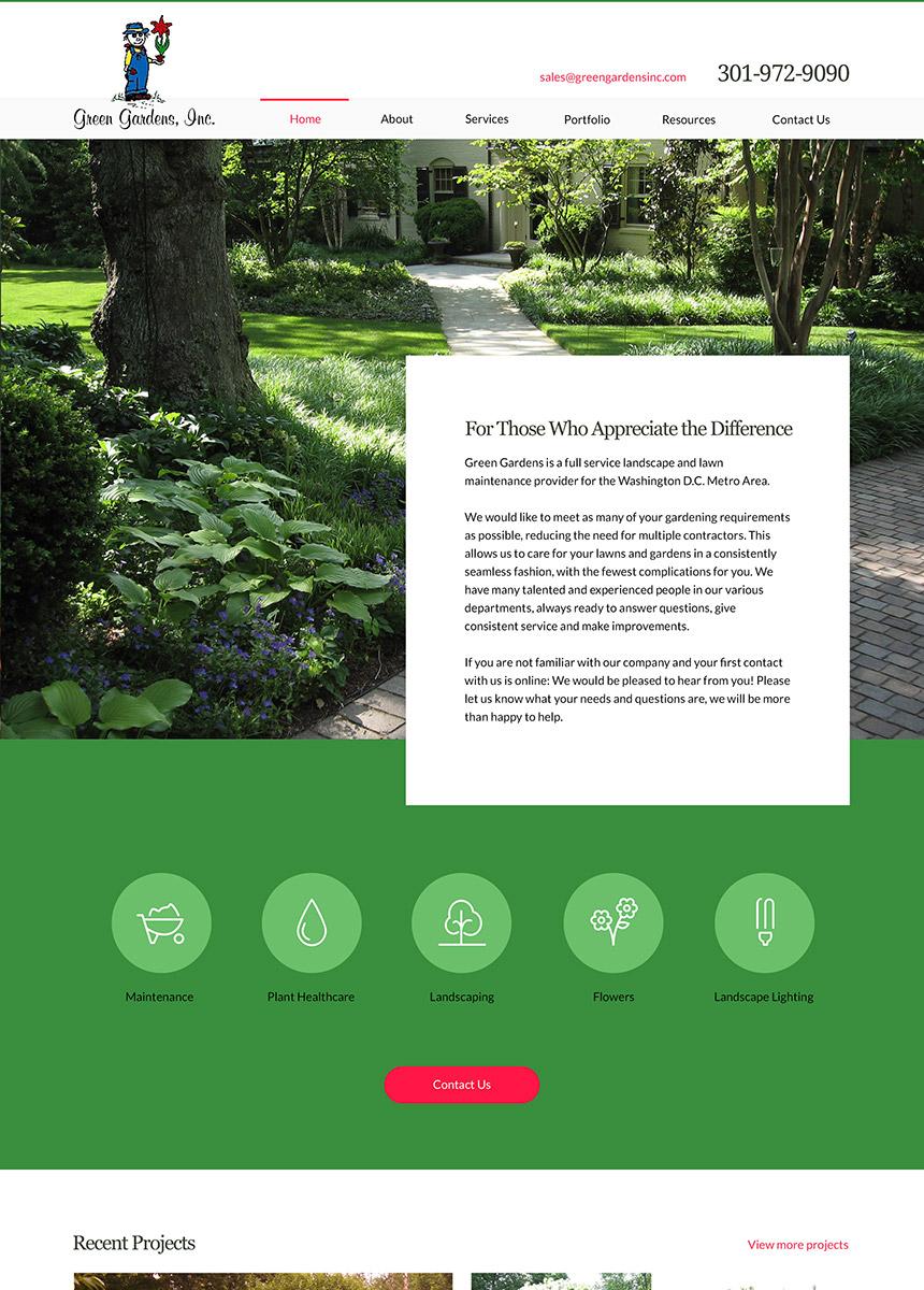 Featured website design 1