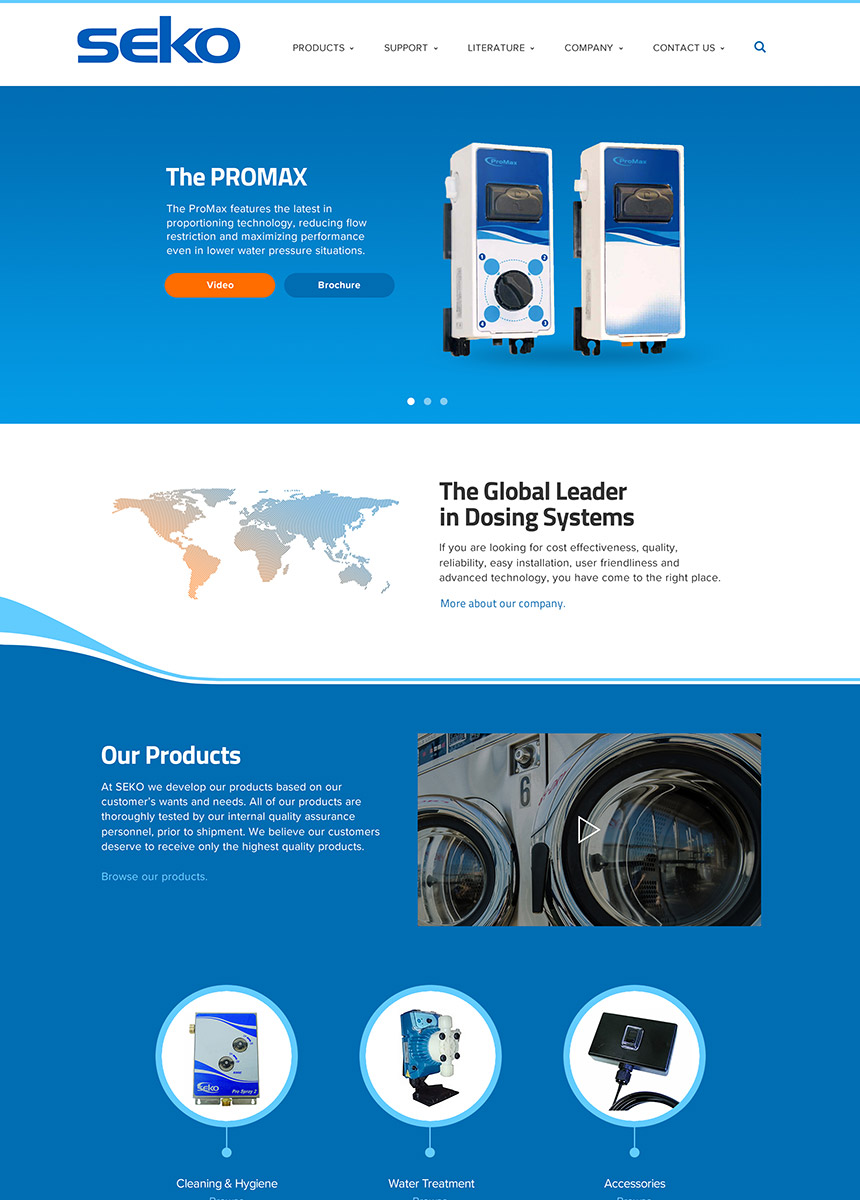 Featured website design 2