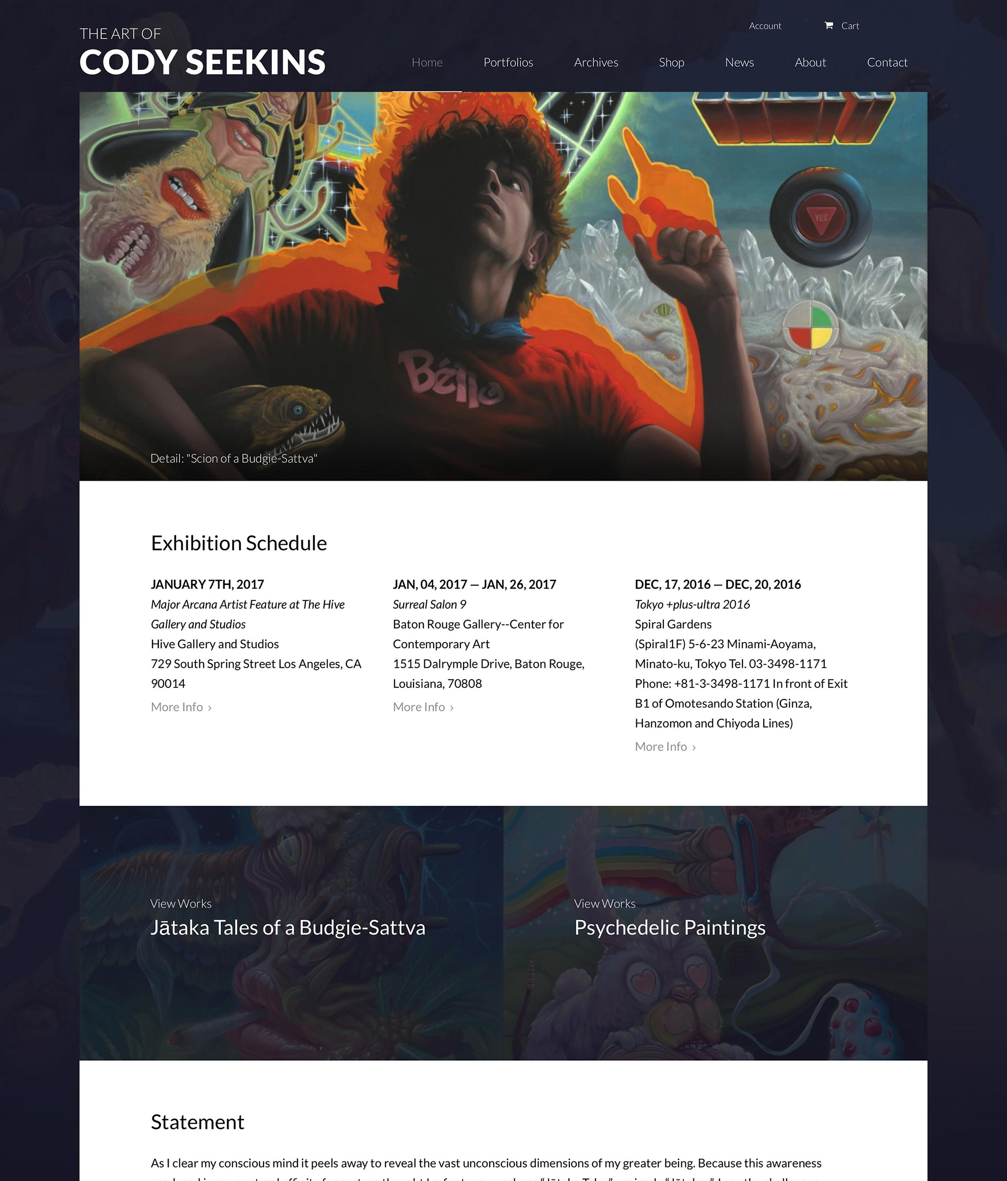 Featured website design 4