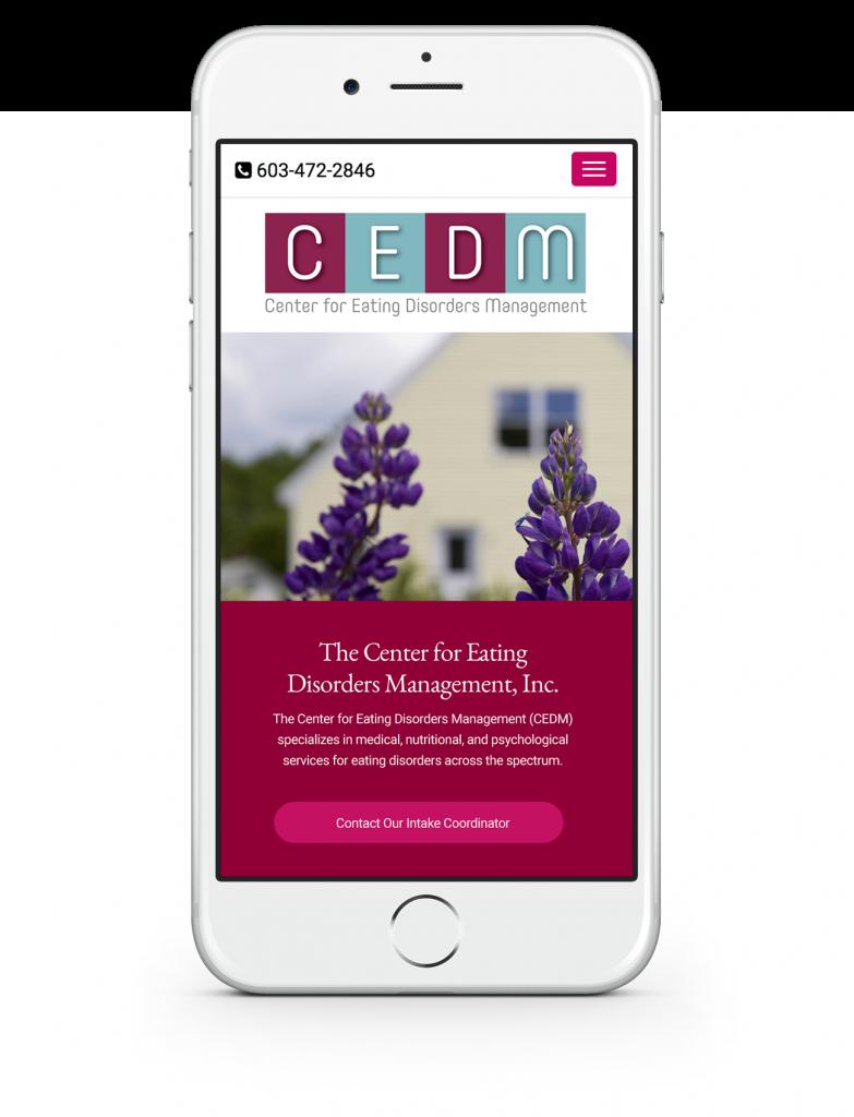 mobile site design
